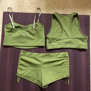 Mika Yoga Wear Bundle-Size Small